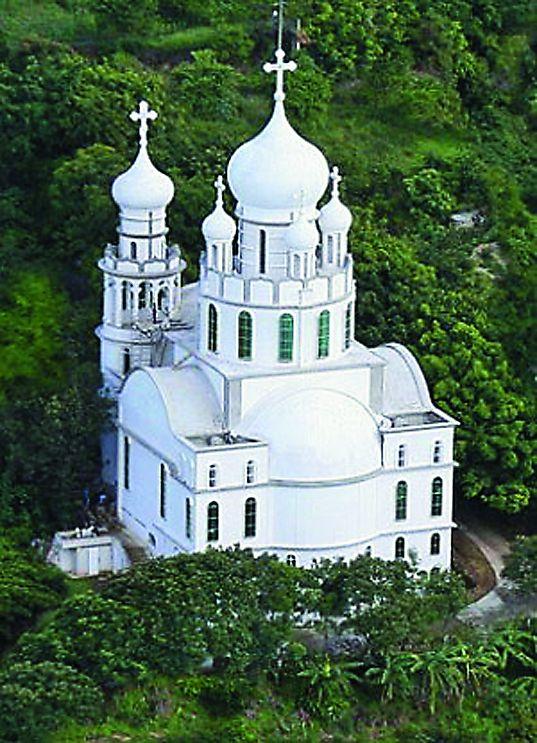 Храм Животворящей Троицы