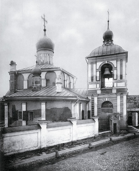 Храм Зачатия Анны