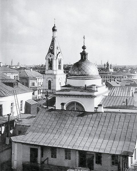 Храм Николы Москворецкого