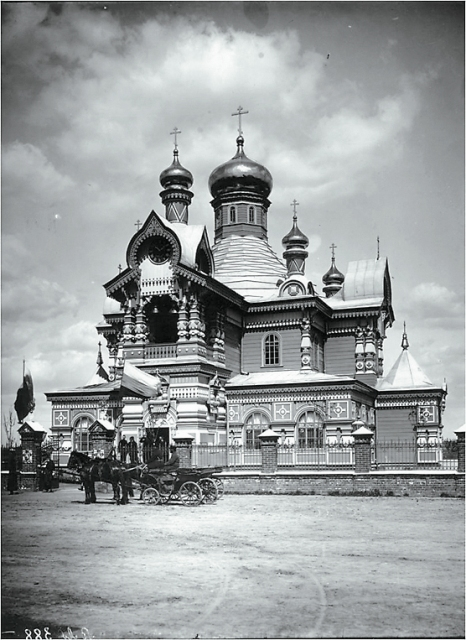Храм Сергия Радонежского на Ходынском поле