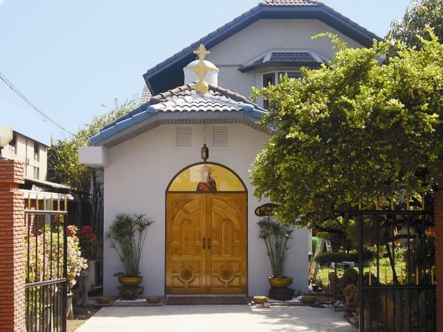 Храм во имя Святителя Николая г. Бангкока
