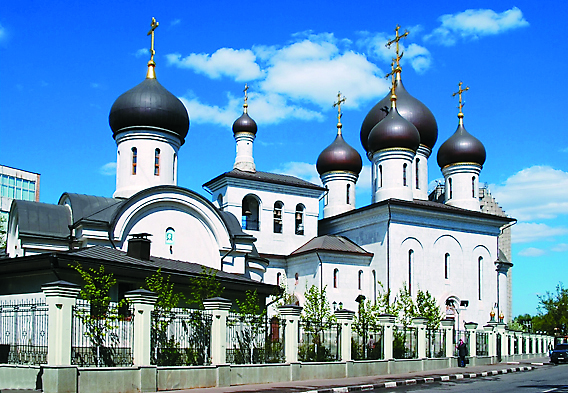Храм на Рязанке (ул. Окская, д. 17)