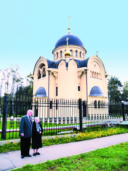 храм во имя Святителя Луки (Войно-Ясенецкого) в главном клиническом госпитале МОРФ в Красногорске;