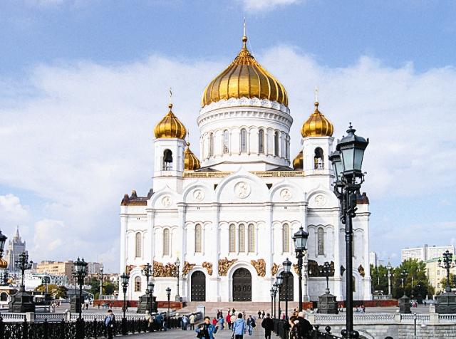Воссоздание Храма Христа Спасителя в Москве (соавтор);
