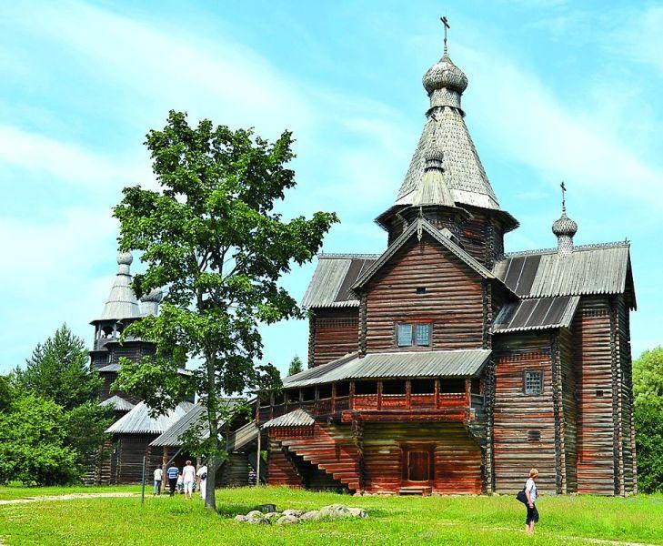Церковь Рождества Богородицы (1531)