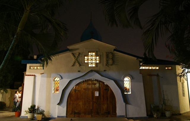 В 1950 году в Валенсии по проекту архитектора В.Э. Шеффера построили храм в честь иконы Божией Матери «Знамение».