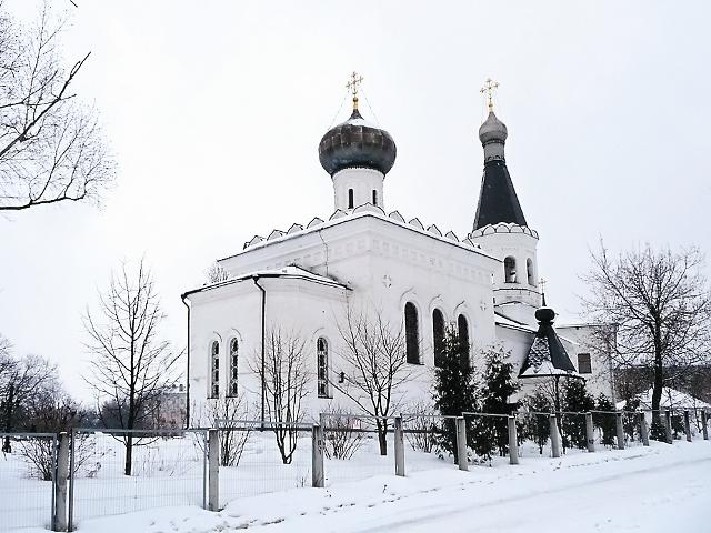 Церковь святителя Тихона