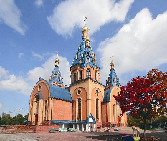 Храм на Чертановской улице