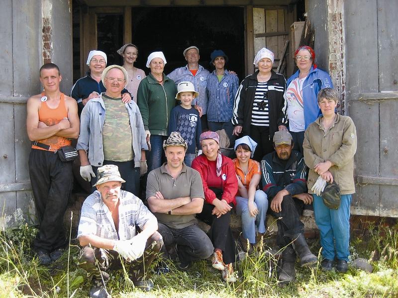 Чтобы спасти заброшенную святыню, прихожане создали благотворительный фонд «Преображенский Собор»
