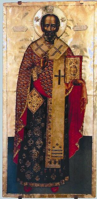 Чудотворный образ Святителя Мир Ликийских – Никола Зарайский