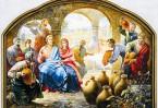 «На третий день был брак в Кане Галилей- ской, и Матерь Иисуса была там. Был также зван Иисус и ученики Его на брак». (Ин. 2, 1-2)
