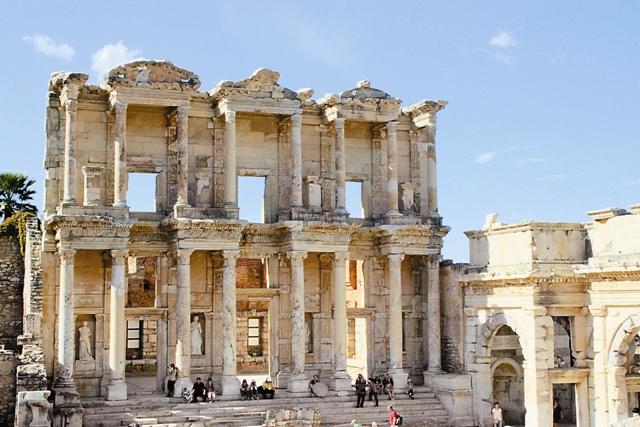 Эфесская библиотека