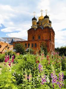 Собор Знаменского монастыря