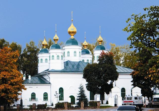Воскресенский  Череповецкий монастырь