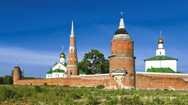 Голутвинский Богоявленский монастырь