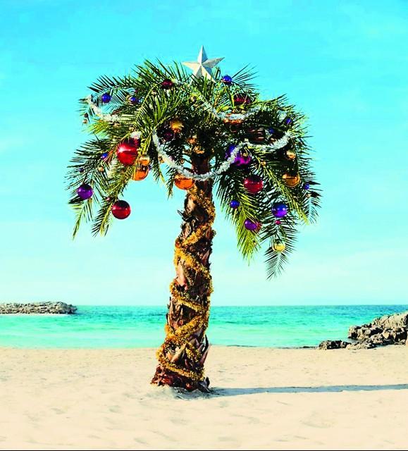 Вместо пожеланий счастливого  Рождества суданцы желают друг другу найти зеленый орех, который считается талисманом, приносящим счастье