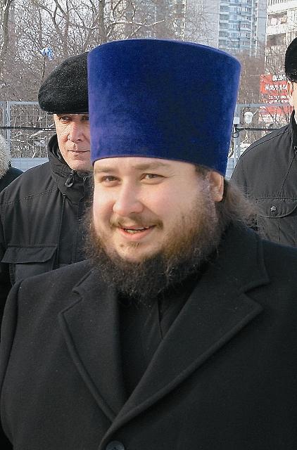 Иерей Александр Нарушев