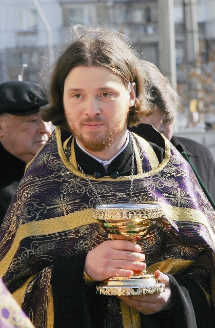 Иерей Григорий Геронимус