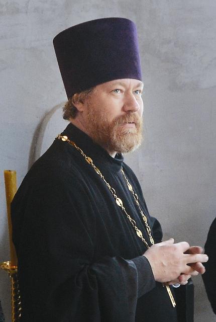 Иерей Михаил Потокин