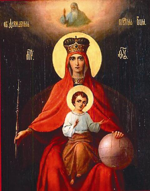 Главная святыня Казанского храма – икона Божией Матери «Державная» известна на всю Россию. Она была обретена в день отречения Николая II от престола