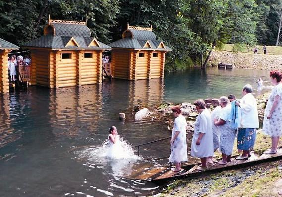 «Колодцем» Серафим Саровский называл источник, который по его молитвам действительно стал це- лебным. Вода из него излечивала от самых тяжелых болезней еще при жизни святого.
