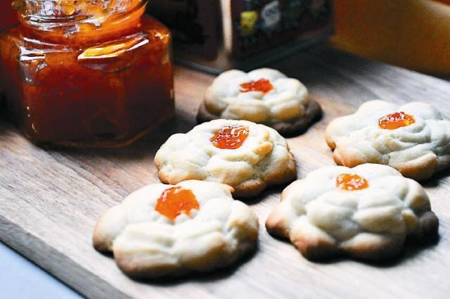 Греческое печенье «Курабье»