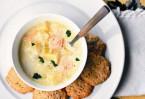 Лососевый суп калакейтто