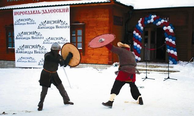 Недавно открывшийся музей Александра Невского стал одним из самых популярных в городе