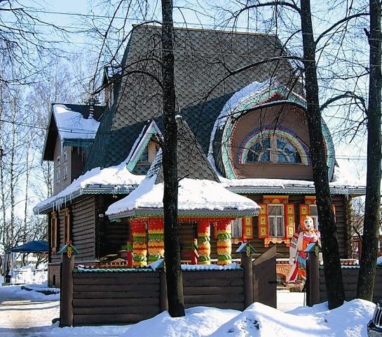 Сказочный Дом Берендея