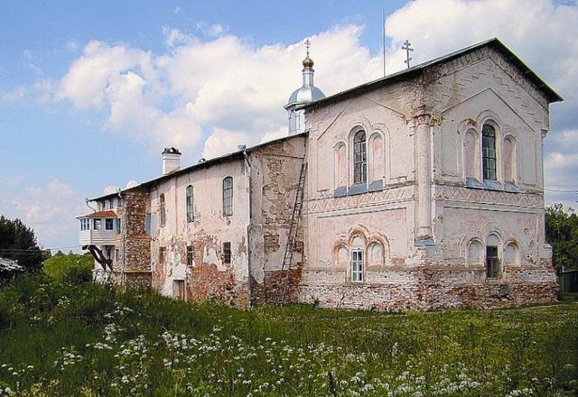 Павло-Обнорский монастырь