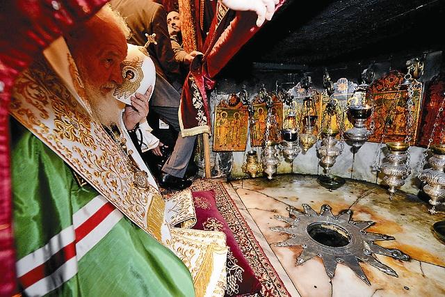 В ноябре 2012 года паломничество в Вифлеем совершил Патриарх Московский и всея Руси Кирилл