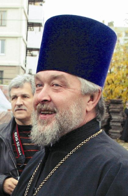 Протоиерей Иоанн Чиженок