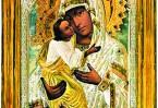 икона Божией Матери «Умиление» прославилась при защите Пскова от поляков