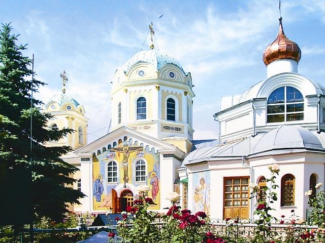 Симферопольский Свято-Троицкий женский монастырь