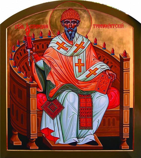 Удивительно, но факт: молитвенное обращение к епископу Тримифунтскому, при жизни далекому от коммерции, помогает решить сложные финансовые и юридические вопросы