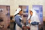 На открытии Музея Императорского Православного Палестинского Общества, 1 ноября 2013 г.