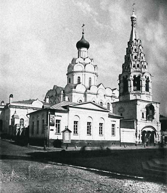 Церковь Николы явленного с домом притча