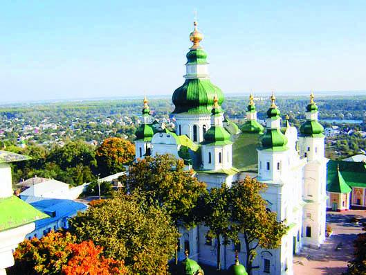Троице-Ильинский монастырь (Чернигов)