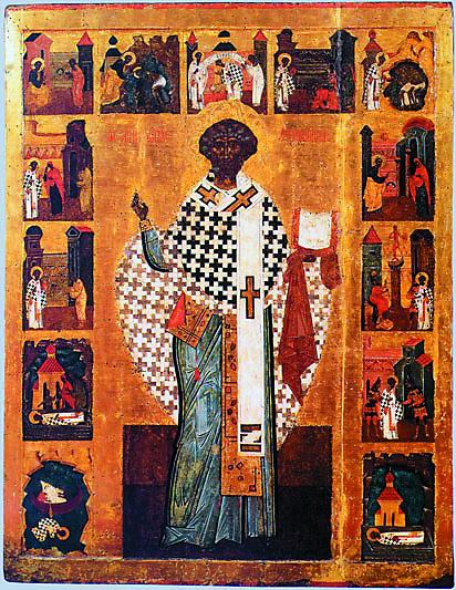 Святой Климент Римский