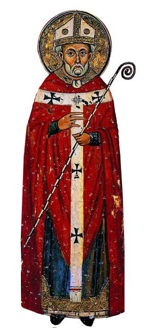 Санта-Клаус – так по-голландски звучало в Америке имя Святителя Николая.