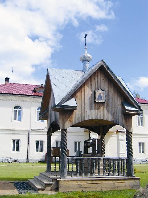 Здесь брали воду родители Сергия Радонежского