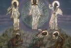 В часы уныния и отчаяния свидетельство трех апостолов о лучезарном Фаворском свете должно было поддержать в других учениках веру в Спасителя, в Его силу и грядущую победу над смертью.