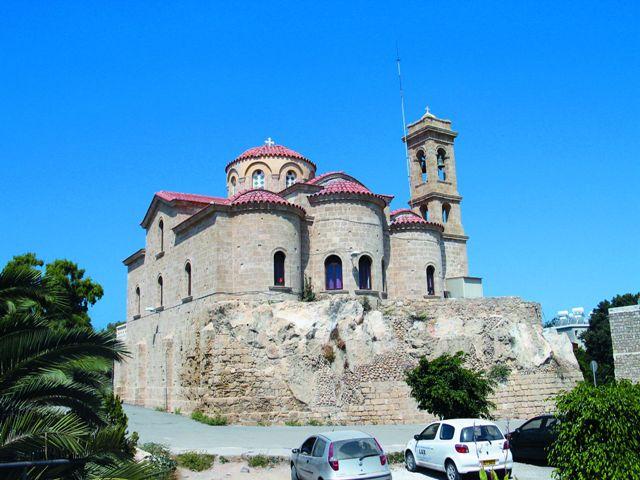 Храм Теоскепасти
