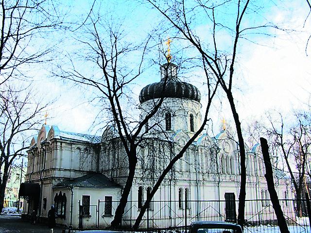 Храм преподобного Алексия, человека Божия и Воздвижения Креста Господня в Красном Селе