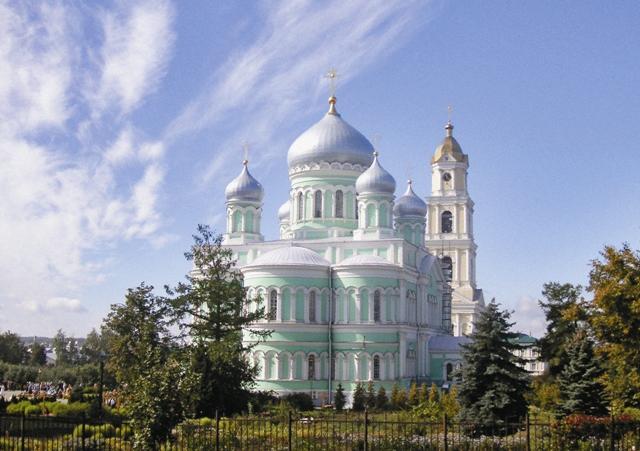Троицкий собор Дивеевской обители