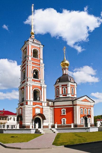 Троицко-Сергиев Варницкий монастырь
