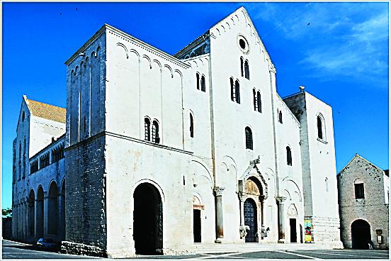 Храм Святителя Николая в Бари