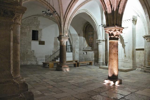 Здесь родилась Новозаветная Церковь