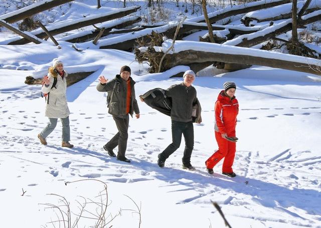 На Каргополье нужно потратить как минимум две недели – одну на посещение города и окрестностей, а вторую на Кенозерский парк
