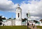 Многие столетия Коломенское было летней резиденцией русских царей